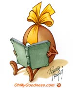 Happy Easter. Stay Home and Read a Book