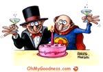 Also a Superhero gets older...