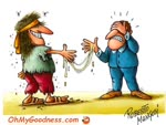 Handshake: Social Distancing Fail