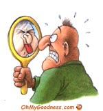 ¡Buenos días desde tu espejo!