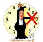 Fin de Hora Legal