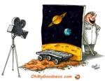 La NASA annuncia nuove scoperte sulla Luna