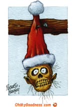 Lo siento, Santa no vendrá