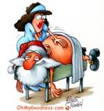 Sending U a Merry Christmas  ̶M̶e̶s̶s̶a̶g̶e̶ ̶  Massage