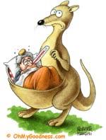 Influenza Australiana?