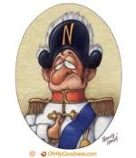 Napoleone Bonaparte (15 Agosto 1769 – 5 Maggio 1821)