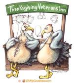 Veterani del Giorno del Ringraziamento
